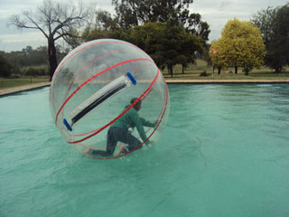 Waterball by Zenith Adventures